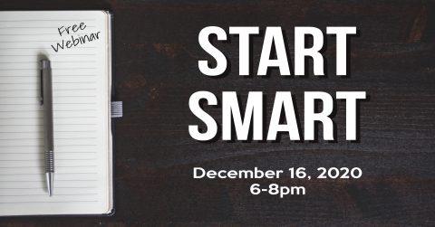 PappaJohn Start Smart Workshop @ Zoom